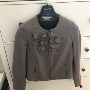 🍂Vintage Givenchy embellished jacket